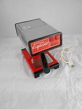 Moulinex  macchina caffè espresso vintage   coffee  espresso anni 60 70