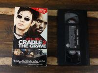 Cradle 2 the Grave (VHS, 2003, Contains DMX Music Video) Jet Li