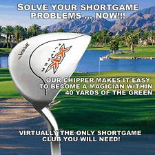 #1 SHORTGAME PGA TOUR FLIPPER CHIPPER MAGIC STROKE SAVER WEDGE PUTTER GOLF CLUB