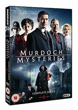 Murdoch Mysteries - Series 6: New DVD - Yannick Bisson