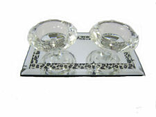Glass Modern Candle Holders & Accessories with Tabletop