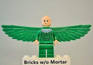 New Genuine LEGO Vulture Marvel Super Heroes 76059