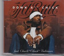 Ja Rule-Down A Chick promo cd maxi single