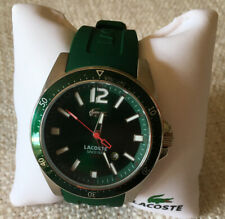 New With Box Green Lacoste Watch