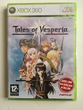 Tales of Vesperia PAL UK Xbox 360
