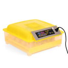 48-Eggs Intelligent Automatic Egg Incubator Temperature Control Hatcher for Q0L4
