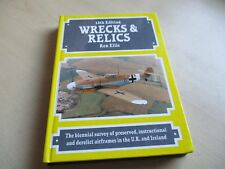 Aircraft  Wrecks and Relics 1992: 13th edition ,planes  and relics.  ONE OWNER