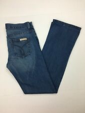 Calvin Klein Size 4 L32 Bootcut Low Rise Factory Fade Medium Wash 5 Pocket-223