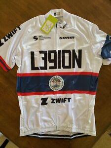 L39ION Cycling Team Jersey XXL Legion of Los Angeles California Belize Zwift