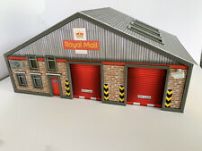 OO Scale Royal Mail depot sorting office Warehouse