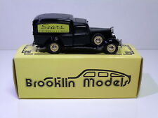 Brooklin # 1935 DODGE VAN 'SEARS ROEBUCK' (1:43) BRK.16