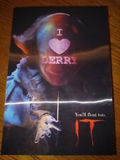 NECA IT Pennywise  I Love Derry 7inch Figure New