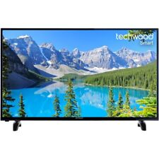 Techwood 50AO7USB 50 Inch Smart LED TV 1080p Full HD 3 HDMI