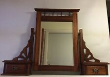 3 Piece Table Mirror and Drawers
