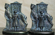 Camel and Driver Bookends