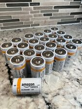 Amazon Basics LR20-24PK D Cell Everyday Alkaline Battery - 24 Pack