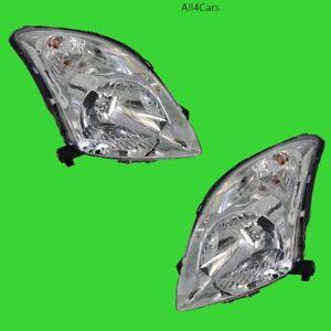 Suzuki Swift EZC21 05 06 07 08 09 2010 2011 2012 RS415 Head Lights LEFT RIGHT
