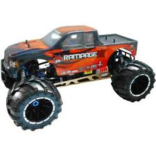 NEW Redcat Racing Rampage Mt V3 1/5 Scale Gas Monster Truck Orange Flame Truck