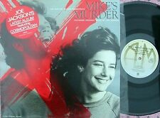 Joe Jackson ORIG OZ OST LP Mike's murder NM '83 New wave Rock Pop A&M L38052