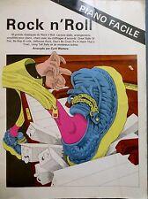 Piano facile, Rock n'Roll, 18 grands classiques, 1977 (1009)