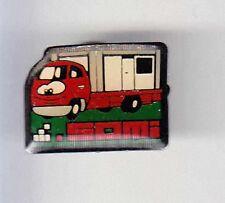 RARE PINS PIN'S .. TOURISME CAMPING CAR CARAVANE CAMION MOBIL HOME SAMI ~BG