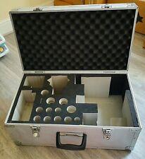 Microscope Safety metal box