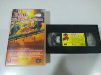 Fievel y el Nuevo Mundo Steven Spielberg - VHS Cinta Castellano - 2T