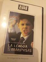 Dvd ◇  LA LENGUA DE LAS MARIPOSAS ◇DE J LUIS CUERDA