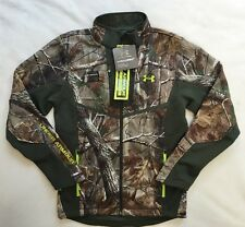 UNDER ARMOUR Men's Scent Control Infrared Speed Freek Hunting Jacket $199 SMALL
