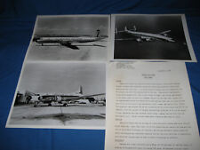 1964 Eastern Airlines photos -- DC 8, Lockheed Prop Jet Super Electra, CV 440