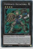 YU-GI-OH! ZOODIACO ASCIATORO MP17-IT206 RARA SEGRETA THE REAL_DEAL SHOP