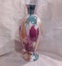 Vintage raro ceramica vaso Deruta Nazareno Picchiotti collezione arte