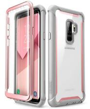 Samsung Galaxy S9+ Plus case, i-Blason [Ares] Full-body Rugged Clear Bumper...