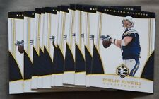 San Diego Chargers Phillip Rivers Lot of 14 2016 Panini Limited Football Cards
