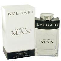 Bvlgari Man by Bvlgari Eau De Toilette Spray 3.4 oz for Men