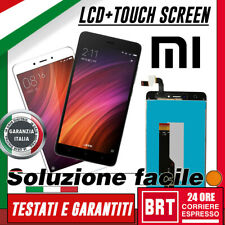 DISPLAY LCD+TOUCH SCREEN XIAOMI REDMI NOTE 4X GLOBAL SCHERMO VETRO ORIGINALE!!!!