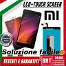 DISPLAY LCD+TOUCH SCREEN XIAOMI REDMI NOTE 4X GLOBAL SCHERMO VETRO ORIGINALE!!!!