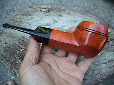 PIPA MOLINA FREE HAND MADE IN ITALY  GIANT PIPE  1 SMOOTH  SHAPE BULLDOG NEW