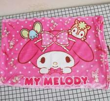my melody elephant fuzzy soft pillowcase cushion cover pillowcases anime