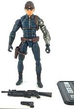 Marvel Universe 2010 WINTER SOLDIER (SERIES 2 #022) - Loose
