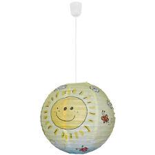 Niermann Pendelleuchte Papierballon Sunny Kinderleuchte Papierlampe Sb154