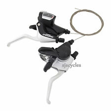 SHIMANO DEORE ST-M590 STI 9 speed BIKE BICYCLE LEVERS FOR V BRAKE