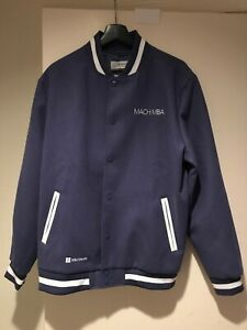 RARE Microsoft Design By Team France Mach MBA Outer Mens JACKET XL