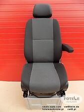Seat VW Crafter driver captain seat AUSTIN adjustments armrest