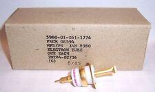 NEW IN BOX JAN EIMAC 8980 CERMET PLANAR TRIODE TUBE / VALVE - 2C37