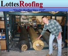 16.8' X 20' 60 Mil White EPDM Rubber Roof Roofing by The Lottes Companies
