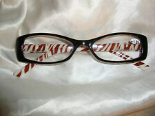 Reading Glasses-Animal Print B 1.25 (o/)