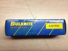 10 BULBRITE 610252 Q250FR/MC 250W 120V SCREW BASE SINGLE ENDED HALOGEN BULB