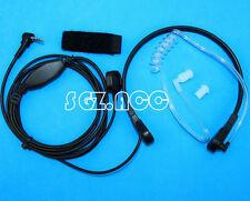 Throat Mic Earpiece/Headset Motorola Radio TLKR-T6 TLKR-T8 XTR446 1-Pin PTT New