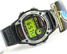 Casio W94HF-8A Mens 50M Multi-Function Sports Watch Dual Time Alarm Stopwatch